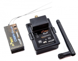 Модуль FrSky Two-way 2.4G JR Compatible Radio System Telemetry DJT/D8R-II Plus