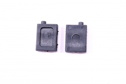 BS903-038 Steering Servo Mount-A/B