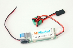 UBEC HiModel 3 Amps. 5V / 6V Switch-Mode, input 5.5-23V
